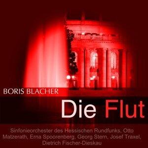 Sinfonieorchester des Hessischen Rundfunks, Otto Matzerath, Erna Spoorenberg, Dietrich Fischer-Dieskau 歌手頭像