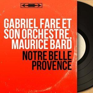 Gabriel Fare et son orchestre, Maurice Bard 歌手頭像