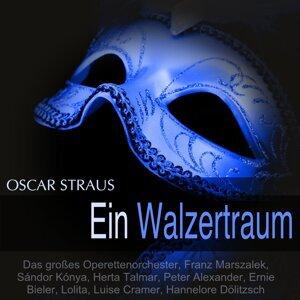 Das grosses Operettenorchester, Franz Marszalek, Sándor Kónya, Herta Talmar 歌手頭像