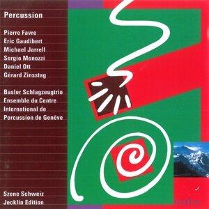Marc Sapin, Giorgio Bernasconi, Ensemble du CIP 歌手頭像