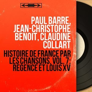 Paul Barré, Jean-Christophe Benoit, Claudine Collart 歌手頭像