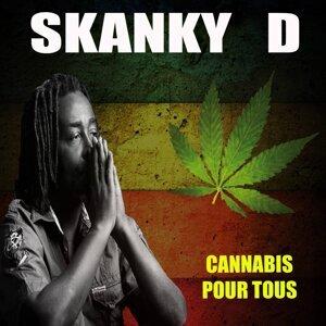 Skanky D 歌手頭像