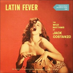 The Wild Rhythms of Jack Costanzo, Jack Costanzo and His Orchestra 歌手頭像