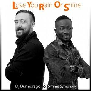 DJ Dumidrago, Simmie Symphony 歌手頭像