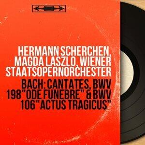 Hermann Scherchen, Magda László, Wiener Staatsopernorchester 歌手頭像