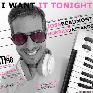 Joss Beaumont, Mordax Bastards 歌手頭像