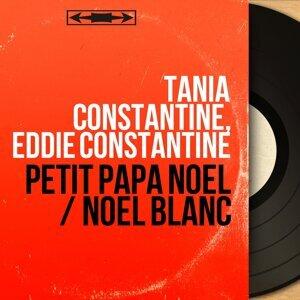 Tania Constantine, Eddie Constantine 歌手頭像