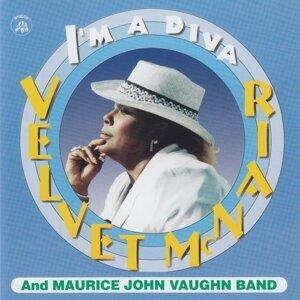 Velvet McNair, Maurice John Vaughn Band 歌手頭像