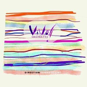 Orchestra ViVo!, Garrett List 歌手頭像