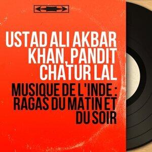 Ustad Ali Akbar Khan, Pandit Chatur Lal 歌手頭像