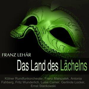 Kölner Rundfunkorchester, Franz Marszalek, Antonia Fahberg, Fritz Wunderlich 歌手頭像