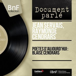 Jean Servais, Raymonde Cendrars 歌手頭像