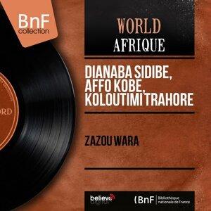 Dianaba Sidibe, Affo Kobe, Koloutimi Trahore 歌手頭像