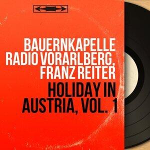 Bauernkapelle Radio Vorarlberg, Franz Reiter 歌手頭像