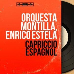 Orquesta Montilla, Enrico Estela 歌手頭像