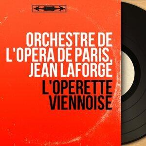 Orchestre de l'Opéra de Paris, Jean Laforge 歌手頭像