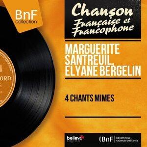 Marguerite Santreuil, Elyane Bergelin 歌手頭像
