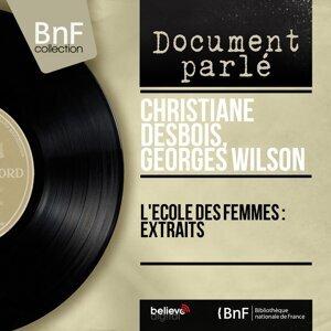 Christiane Desbois, Georges Wilson 歌手頭像