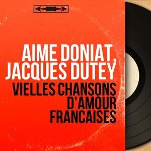 Aimé Doniat, Jacques Dutey 歌手頭像