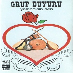 Grup Duyuru 歌手頭像