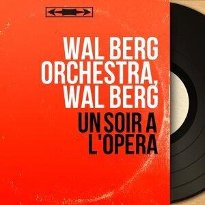 Wal Berg Orchestra, Wal Berg 歌手頭像
