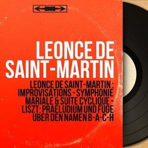 Léonce de Saint-Martin 歌手頭像