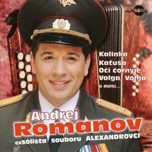 Andrej Romanov 歌手頭像
