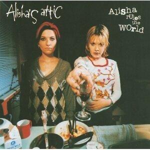 Alisha's Attic (閣樓裡的艾莉莎) 歌手頭像