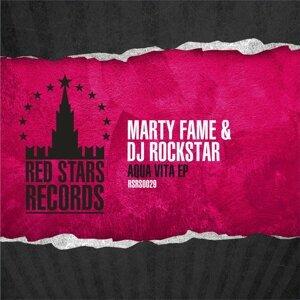Marty Fame & DJ Rockstar アーティスト写真