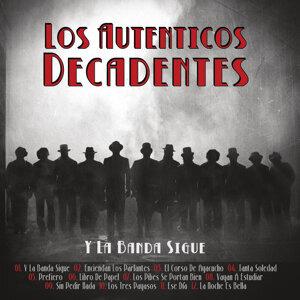 Los Autenticos Decadentes 歌手頭像