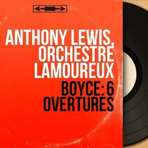 Anthony Lewis, Orchestre Lamoureux 歌手頭像