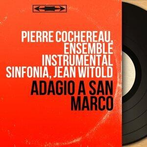 Pierre Cochereau, Ensemble instrumental Sinfonia, Jean Witold 歌手頭像