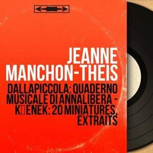 Jeanne Manchon-Theis 歌手頭像