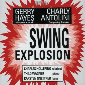 Gerry Hayes, Charly Antolini 歌手頭像