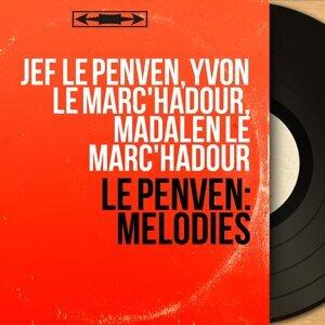 Jef Le Penven, Yvon Le Marc'hadour, Madalen Le Marc'hadour 歌手頭像