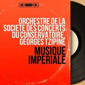 Orchestre de la Société des Concerts du Conservatoire, Georges Tzipine 歌手頭像