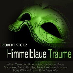Kölner Tanz- und Unterhaltungsorchester, Franz Marszalek, Benno Kusche, Peter Alexander 歌手頭像