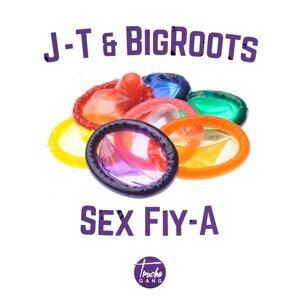 J-T 歌手頭像