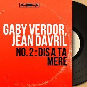 Gaby Verdor, Jean Davril 歌手頭像