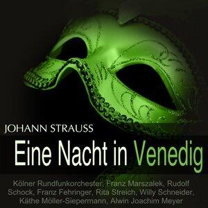 Kölner Rundfunkorchester, Franz Marszalek, Rudolf Schock, Rita Streich 歌手頭像