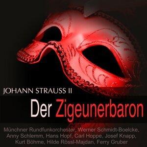 Münchner Rundfunkorchester, Werner Schmidt-Boelcke, Anny Schlemm, Hans Hopf 歌手頭像