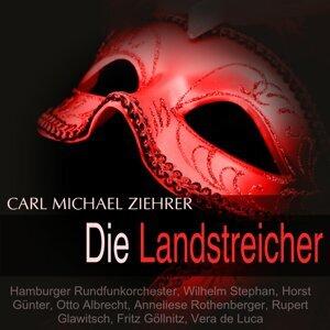 Hamburger Rundfunkorchester, Wilhelm Stephan, Horst Günter, Anneliese Rothenberger 歌手頭像