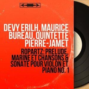 Devy Erilh, Maurice Bureau, Quintette Pierre-Jamet 歌手頭像
