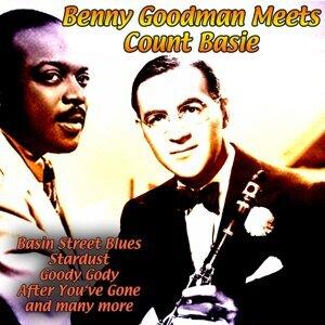 Benny Goodman, Count Basie 歌手頭像
