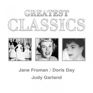 Jane Froman, Doris Day, Judy Garland 歌手頭像