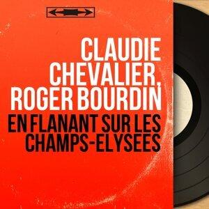 Claudie Chevalier, Roger Bourdin 歌手頭像