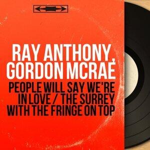 Ray Anthony, Gordon McRae 歌手頭像