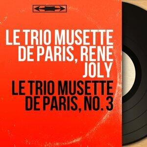 Le Trio Musette de Paris, René Joly 歌手頭像