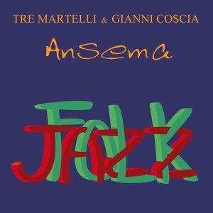 Tre Martelli, Gianni Coscia 歌手頭像