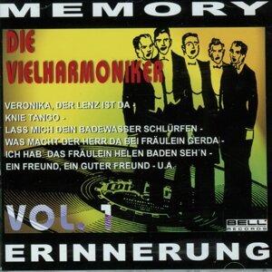 Die Viel-Harmoniker アーティスト写真